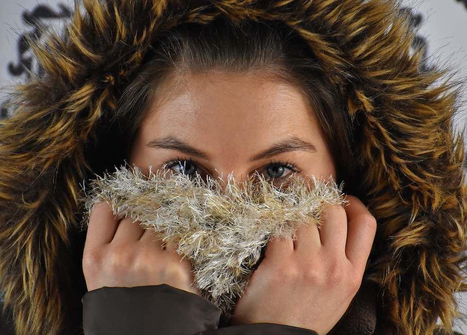 echarpes pour l'hiver